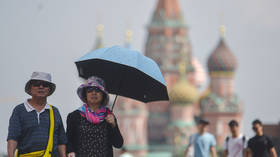 Russia makes it into top three European destinations for Chinese travellers