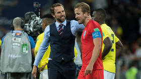 Royal seal of approval: Kane & Southgate honored by Queen following England's World Cup run