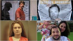 Land of the free: 4 best-known modern cases of Russians behind bars in the US