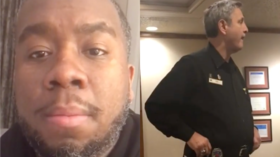 Hotel fires 2 employees who called cops on black guest for talking on phone (VIDEO)