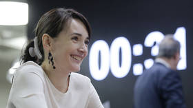 Russia's Kateryna Lagno wins World Blitz Chess title in St. Petersburg