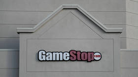 The angry showdown took place at a GameStop in New Mexico. © Reuters