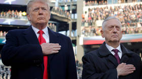Trump vs. military: Mattis jabs president in farewell message to Pentagon employees