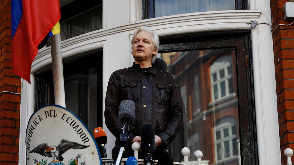 Ecuador to audit Julian Assange's asylum & citizenship as country eyes IMF bailout