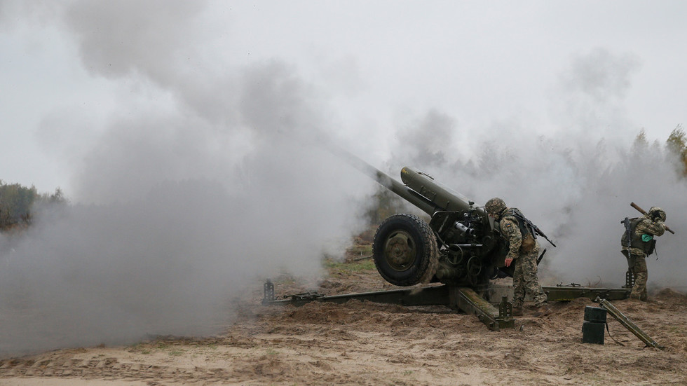 22yo Ukrainian held after trying to transport howitzer artillery over Polish border