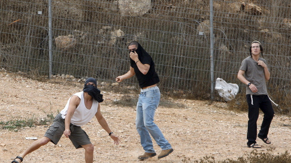 'Jewish Terror': Settler attacks on Palestinians TRIPLED last year