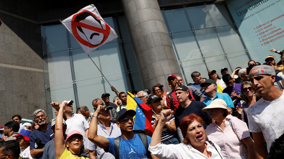 'Time for new govt': US openly throws weight behind Venezuelan opposition seeking to depose Maduro