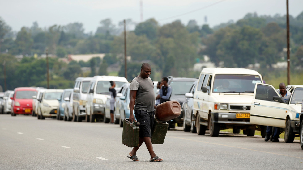 Zimbabwe now has the most expensive gasoline in the world