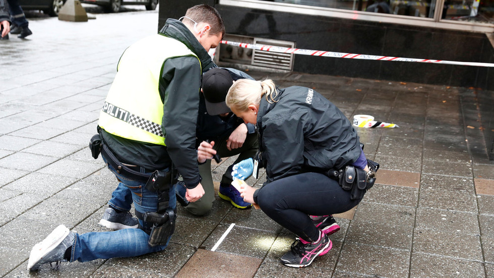 Knife attack in Norway probed as 'terror related', suspect arrested – police