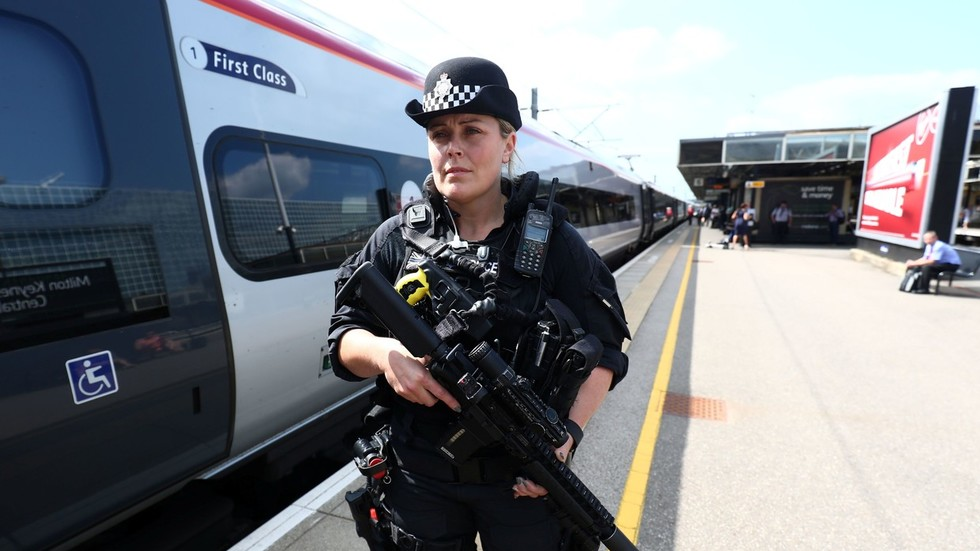 British Police Take Heat Over Women & Minorities