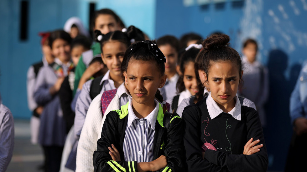 'Not a gift' UNRWA slams Israel decision to close its Palestinian schools