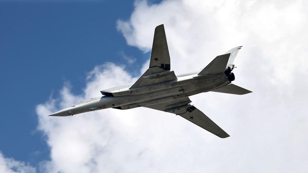 Supersonic strike bomber Tu-22M crash-lands in Russia's northwest