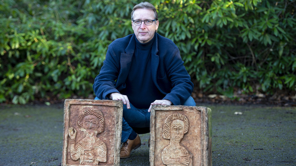 Hiding in plain sight: Art detective finds stolen Spanish treasures in unlikely spot
