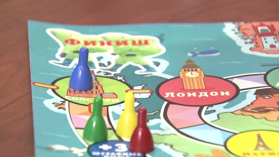 'Our men in Salisbury': Petrov & Boshirov's European adventures turned into board game in Russia