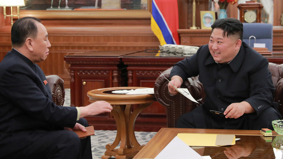 Kim receives Trump's letter, pleased with his 'unusual determination' to hold 2nd nuke summit