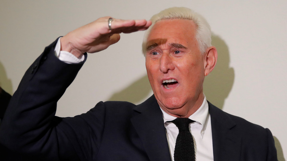 Roger Stone Shares a Photo of Judge With Crosshairs Near ...