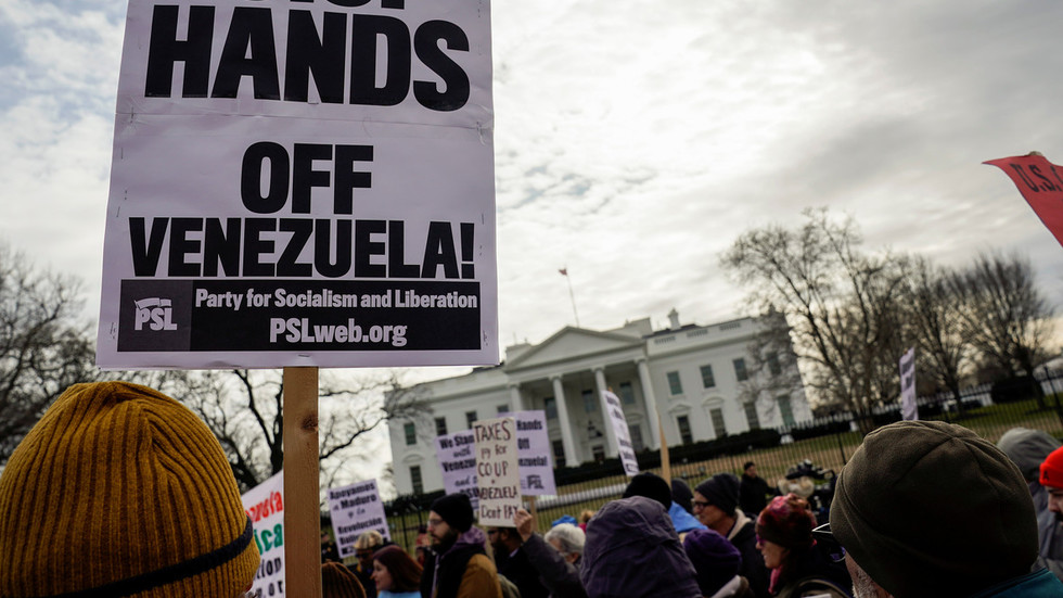 US praises Israel for backing 'forces of freedom & democracy' in Venezuela