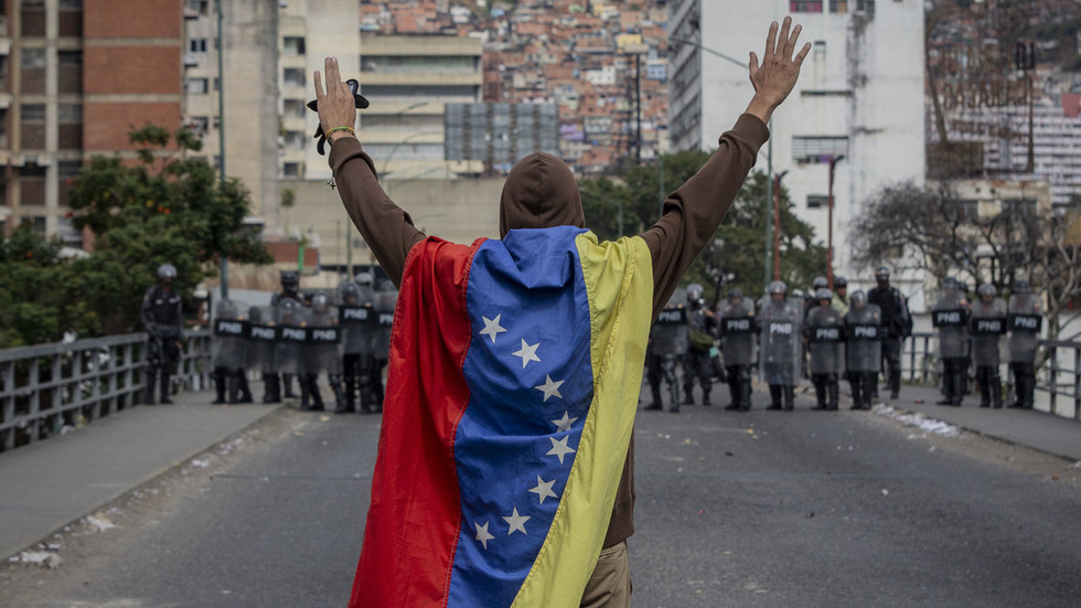 China opposes sanctions against Venezuela, says US will be responsible for consequences