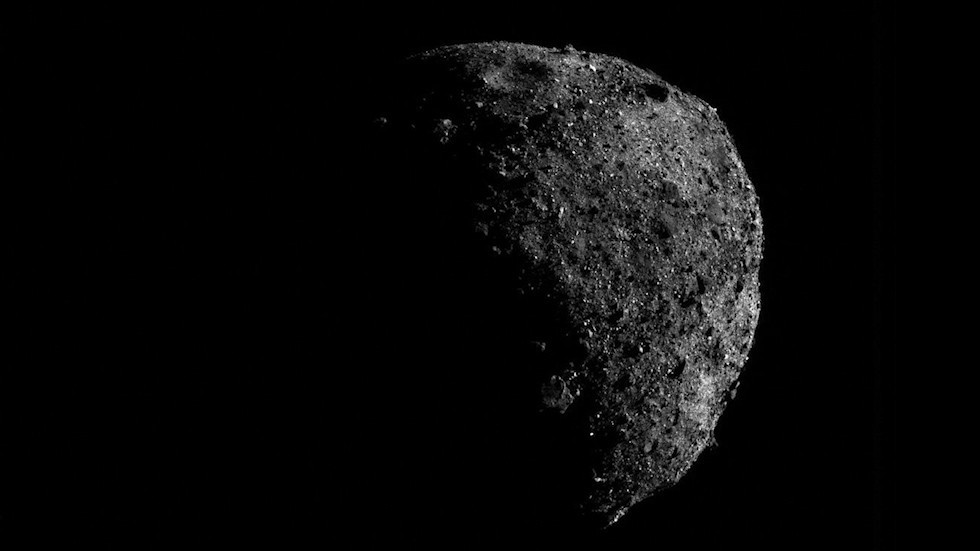 Bennu revealed: NASA publishes most-detailed PHOTOS of Earth-bound, water-bearing asteroid yet