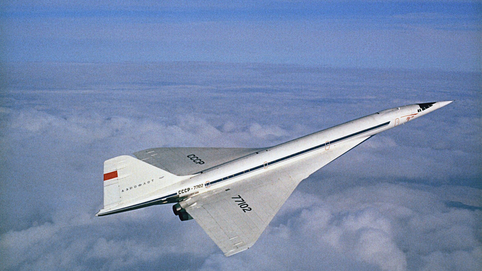 Russia to bring back the supersonic passenger airliner