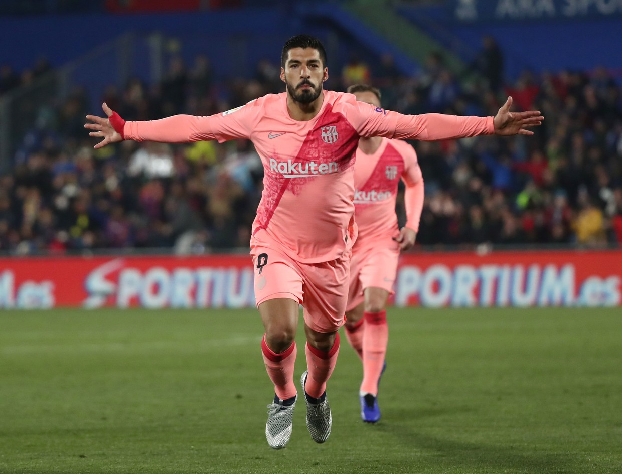 Lionel MESSI scores first goal of 2019 for FC Barcelona