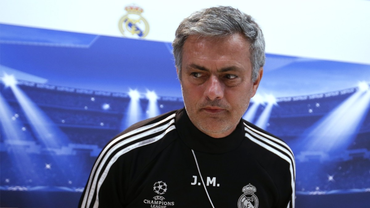 Mourinho free for Real Madrid return