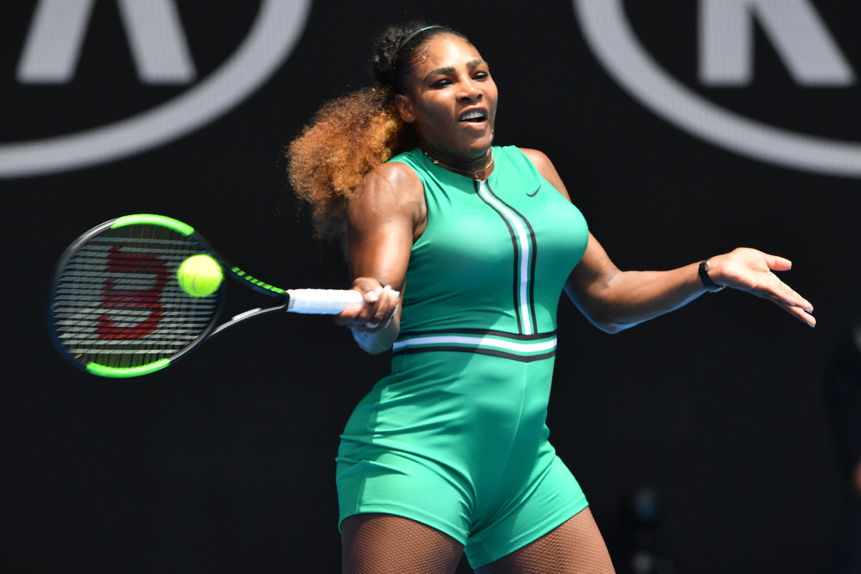 Naked pictures of serena williams foto 40