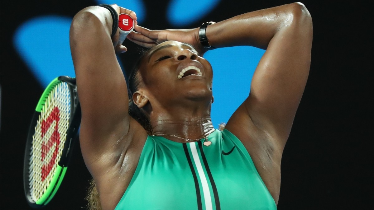 Novak Djokovic and Serena Williams Make a Statement at the Australian Open
