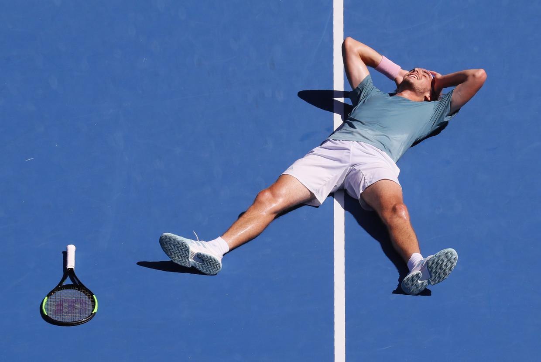 Australian Open: 'I wasn't even close' admits Tsitsipas