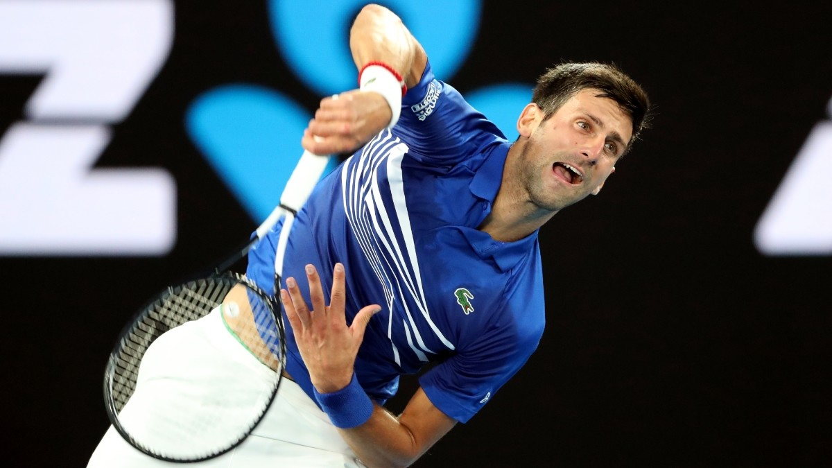Djokovic: I want to be the greatest ever