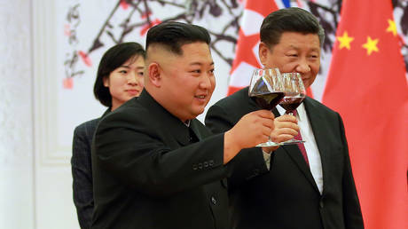Xi &Kim agree to 'jointly' advance &steer the denuclearization of Korean peninsula