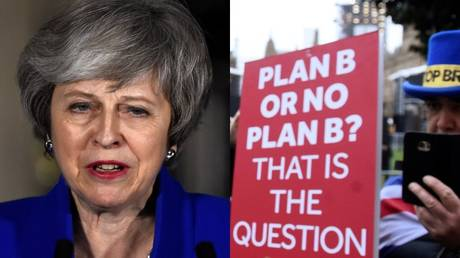 'No more talks': Theresa May shuts door on opposition parties, as Brexit descends further into chaos