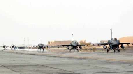Docs claim US trained UAE pilots for combat in Yemen, signaling deeper involvement in conflict