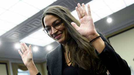 Ocasio-Cortez breaks all-time C-SPAN record in first House speech