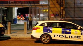 3 injured in Manchester rail station stabbing, attacker reportedly shouted 'Allah'