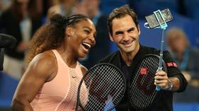 Federer wins battle of all-time greats vs Williams as Switzerland beat USA at Hopman Cup