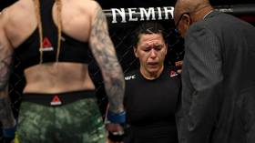MMA star Cat Zingano considering appeal after 'toe poke' defeat at UFC 232