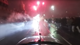 FIREWORKS 360: New Year's Eve celebrations in Berlin