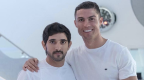 'Great time together': Ronaldo's selfie with Dubai Crown Prince causes social media meltdown