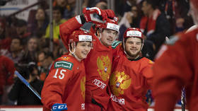 Russia cruise into semi-final date with United States at World Junior Hockey Championships