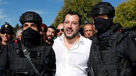 'They hate Italians and must resign': Salvini attacks mayors resisting harsh immigration rules