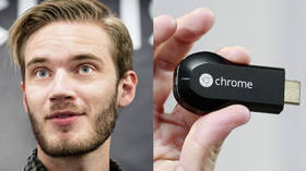 Hackers seize control of 1000s of Google Chromecasts to promote PewDiePie