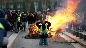 Yellow Vest agitators want insurrection to 'overthrow the government' – Macron spokesman