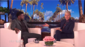 Viewers SHRED Ellen DeGeneres for forgiving Kevin Hart over 10yr-old homophobic tweets