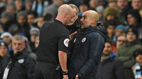 Snood awakening: Man City boss Guardiola warned by FA after scarf-throwing antics