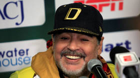 'I went in aged 58, I left aged 50': Maradona allays health fears after hospital stay