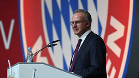 Bayern chief Rummenigge defends club's link to Qatar after fan protests
