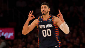 'I can get killed out there': Turkish NBA star Kanter refuses UK trip over assassination fears