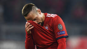 Bayern to slap Ribery with meaty fine after foul-mouthed social media rant over steak backlash