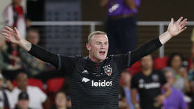 Wayne Rooney arrested in US for public intoxication, swearing
